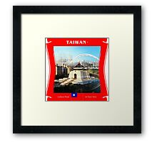 Taiwan - Loftiest Peak in East Asia Framed Print