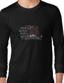 Mouth of Sauron Long Sleeve T-Shirt