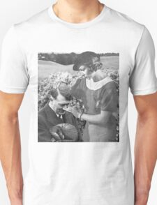 motherly love, retro collage Unisex T-Shirt