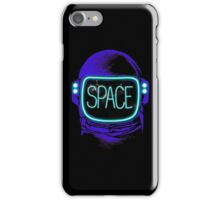 SPACE NEON iPhone Case/Skin
