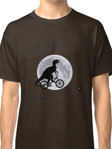 Dinosaur Moon Classic T-Shirt