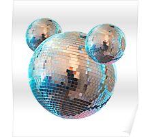 Disco Mickey Poster