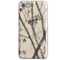 Japanese Bamboo  iPhone Case/Skin