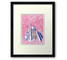 """The Temple Celeste"" Framed Print"