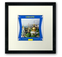 Ukraine - Bread Basket of the World Framed Print