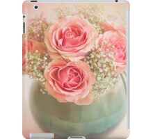 Beautiful bouquet of roses iPad Case/Skin