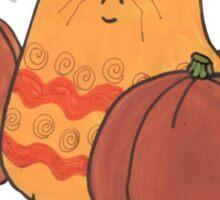 Don't Call Me Pumpkin! Sticker