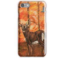 Fall Greetings iPhone Case/Skin