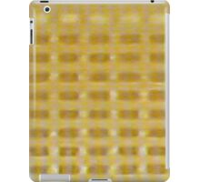 WAFFLE BUILDING (X-Scapes) iPad Case/Skin