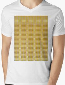 WAFFLE BUILDING (X-Scapes) Mens V-Neck T-Shirt