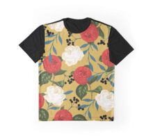 Floral Obsession #redbubble #lifestyle Graphic T-Shirt