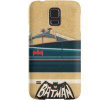 Batmobile 66 part II of III Samsung Galaxy Case/Skin