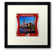 United States - Melting Pot Of Cultures Framed Print