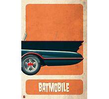 Batmobile 66 part III of III Photographic Print