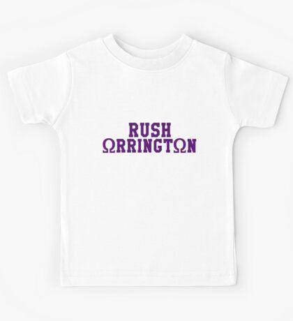 Rush Orrington Kids Tee