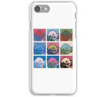 Yoda Warhol iPhone Case/Skin