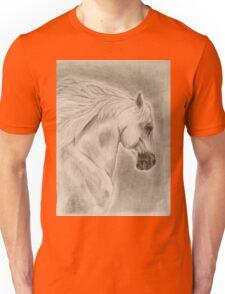 Artistic Running Horse Unisex T-Shirt