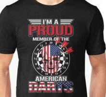 Member of the American  Unisex T-Shirt