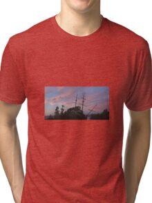 Long Long Ago Tri-blend T-Shirt