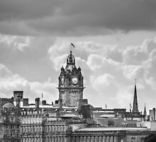 Twenty Five to Five at the balmoral clock tower by siphilp