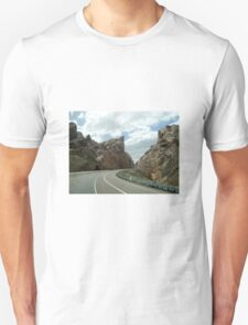 Long Lonely Road T-Shirt