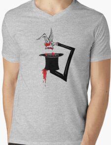 Magic Trix Mens V-Neck T-Shirt
