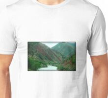 Where clear water flows Unisex T-Shirt