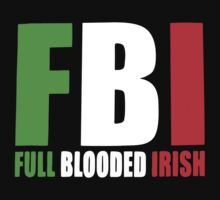 Full Blooded Irish by extrada46