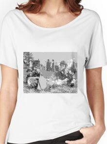 ANNUAL WHITE HOUSE EASTER EGG ROLL Women's Relaxed Fit T-Shirt