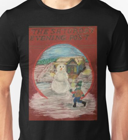 Saturday Evening Post Unisex T-Shirt