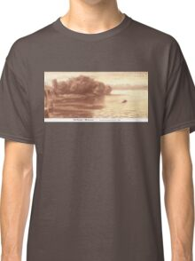 White River - Indianapolis, IN Classic T-Shirt