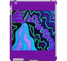 Aquarius - Best Art iPad Case/Skin