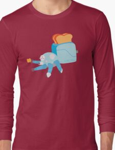 Toast in the Shell Long Sleeve T-Shirt