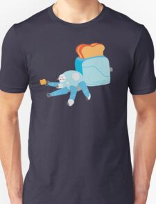 Toast in the Shell Unisex T-Shirt