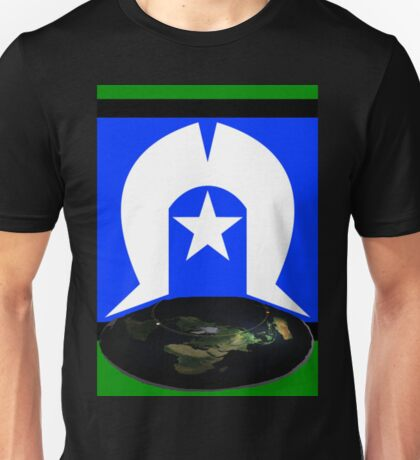 Torres Straight-up Dome Unisex T-Shirt