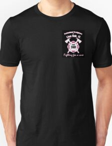 Firefighters fighting for a cure T-Shirt