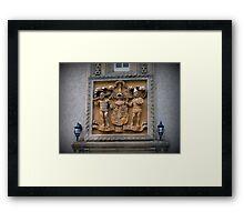 Coat of Arms & Family Crest , Ballindalloch Castle Framed Print