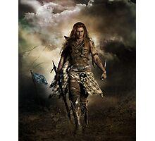 The Highlander Photographic Print