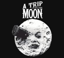A Trip to the Moon! by comastar