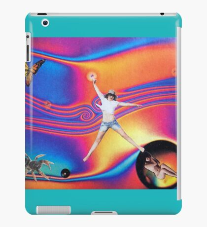 Anything goes iPad Case/Skin