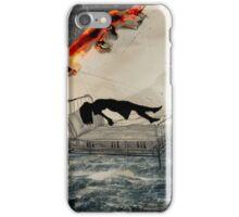 Ocean Exorcism iPhone Case/Skin