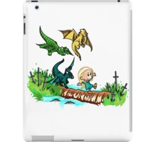 Dany and the Dwagons iPad Case/Skin