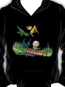 Dany and the Dwagons T-Shirt