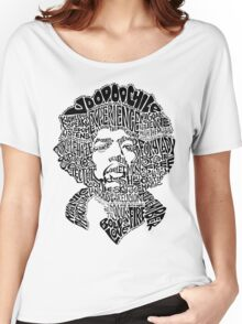 Jimi Hendrix - VooDoo Chile Women's Relaxed Fit T-Shirt