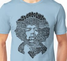 Jimi Hendrix - VooDoo Chile Unisex T-Shirt