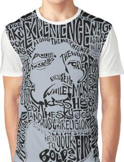 Jimi Hendrix - VooDoo Chile Graphic T-Shirt