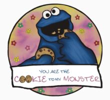 You are the Cookie to my Monster One Piece - Short Sleeve