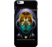 Daria Cyborg Queen iPhone Case/Skin