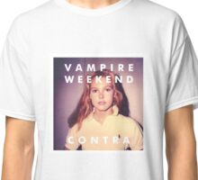 contra vampire weekend Classic T-Shirt
