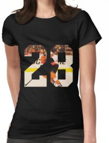 #28 - Captain G Womens Fitted T-Shirt